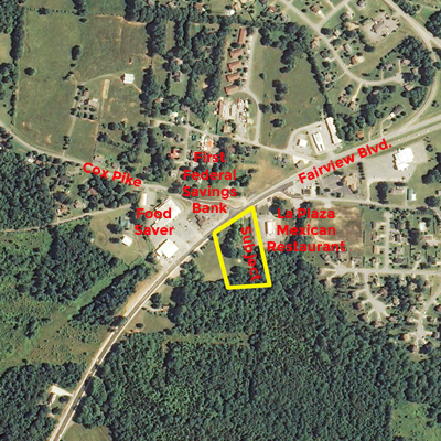 Court Ordered Auction – 2 Acre Commercial Development Tract