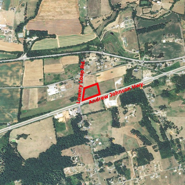 Auction of 5.45 Acre Development Tract
