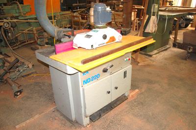 Absolute Woodworking Equipment Auction