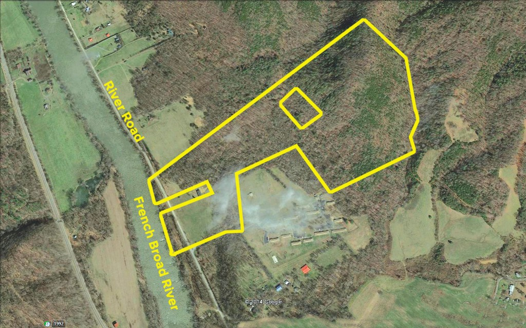 Absolute Auction – 66.43 Acres Prime Recreation/Development Land in Hot Springs, NC