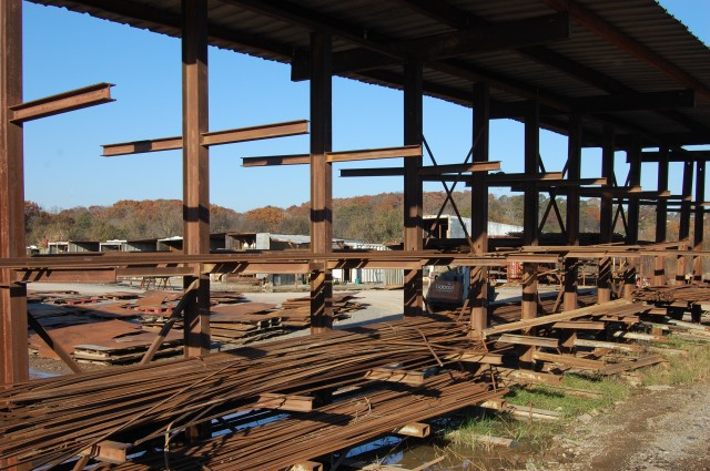 Absolute Auction – Burnett Salvage Yard