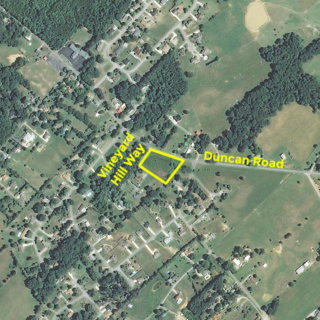 Absolute Auction – Approx. 2.5 Acres Residential Land in Maryville