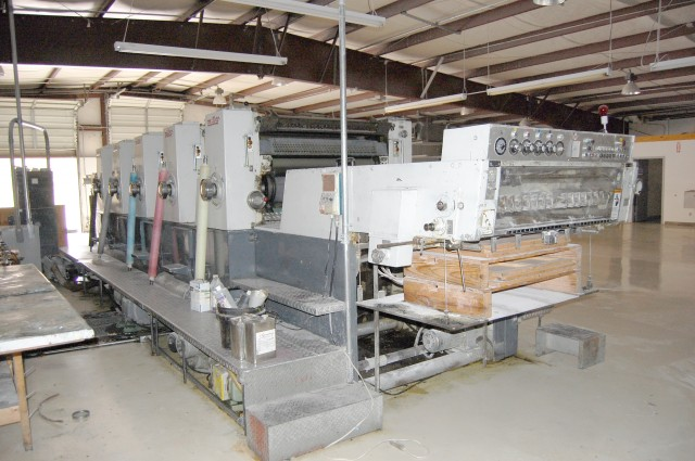 BID NOW! Online Only Auction – Printing Equipment Auction