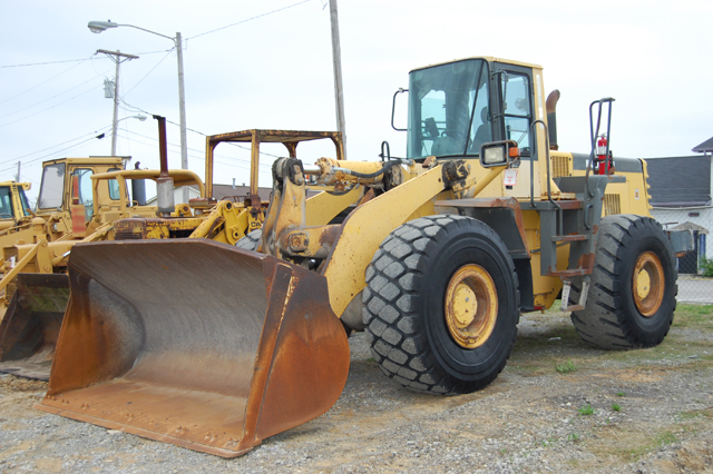 Great Smoky Auction – Construction, Quarry, Waste Removal & Trucking Equipment