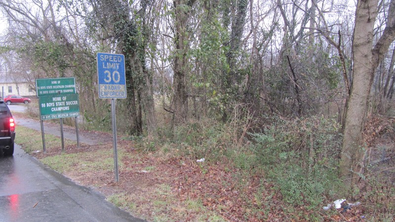 Absolute Auction – Sale #7 of 9: Approx. 1 Acre comprised of 11 Tax Parcels along W. Broadway in Lenoir City